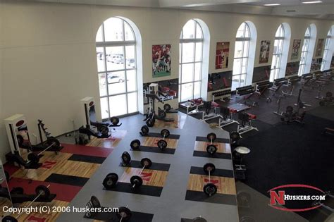 Arms Race: Photos of top weight rooms in college football