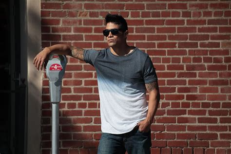 Shades of Grey Ombre Men's T-shirt | iLoveToCreate