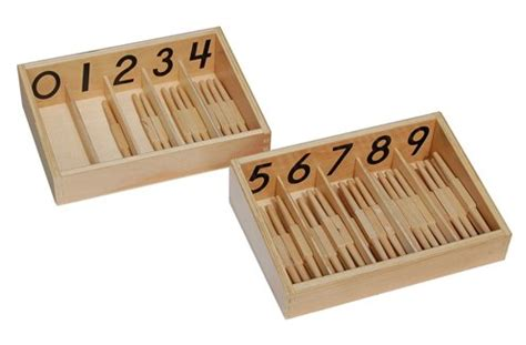 Learning the Montessori Way: Numbers & Counting - Every