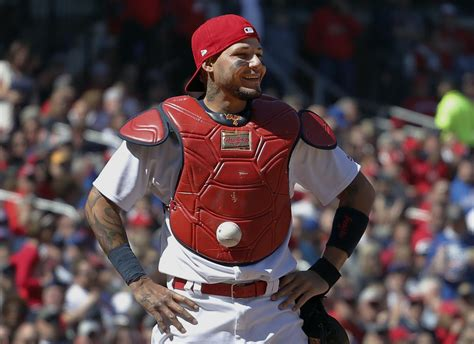 Ball That Stuck To Molina Sold For $2,000 In Online