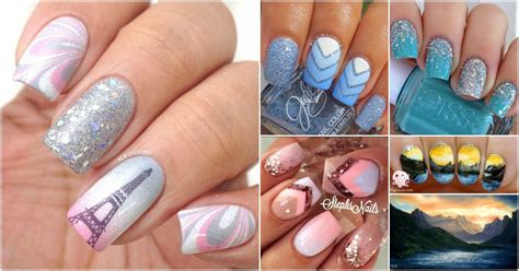 Top 100 Most-Creative Acrylic Nail Art Designs and