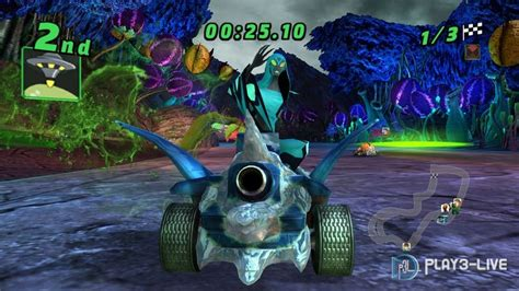 Ben 10 Galactic Racing DS ROM – PPSSPP PS2 APK Android
