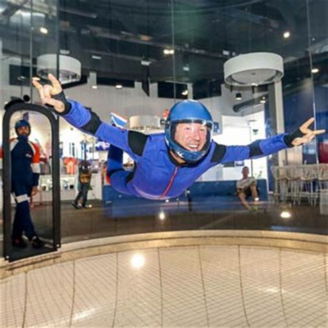 iFly Indoor Skydiving Vouchers with IntoTheBlue