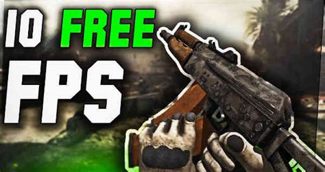 Best Free Shooting Games for PC Download Window 7 Full Version