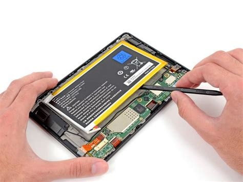 iFixit tears apart Amazon's $139 Kindle Fire HD, finds