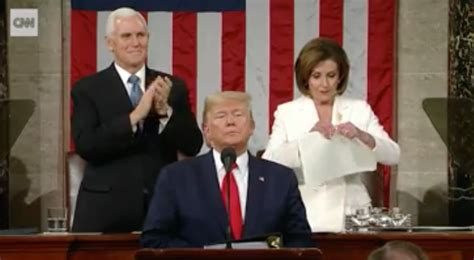 Pelosi Tells Fox News Why Ripped Up State Of The Union