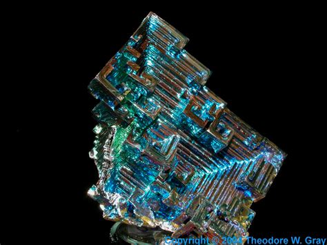 Facts, pictures, stories about the element Bismuth in the