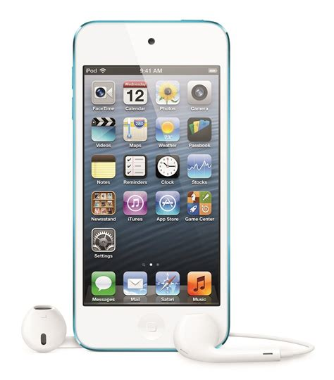 New iPod Touch Full Specifications And Price Details