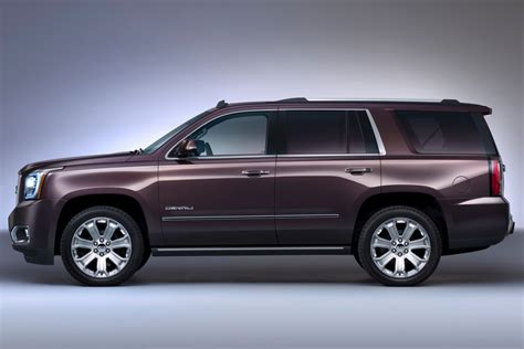 Used 2015 GMC Yukon for sale - Pricing & Features | Edmunds