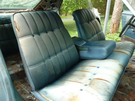 Find used Barn Find Rare Hideaway Lights, power windows