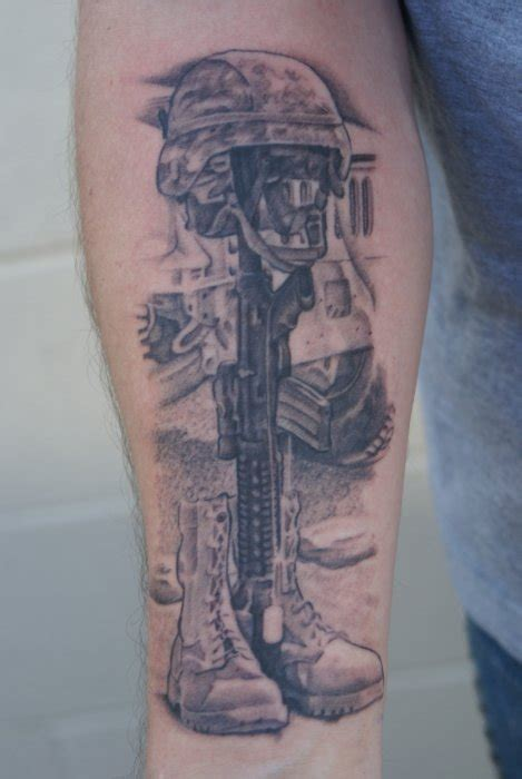 Miscellaneous Tattoos - Tom Renshaw Tattoo — Ink with