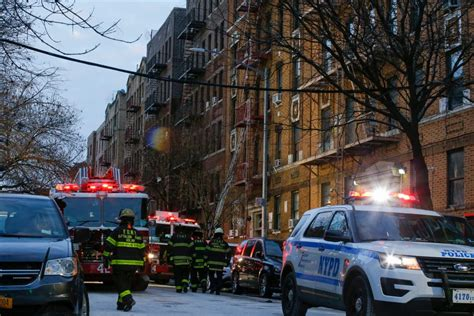 Questions Remain After Deadly Bronx Apartment Building