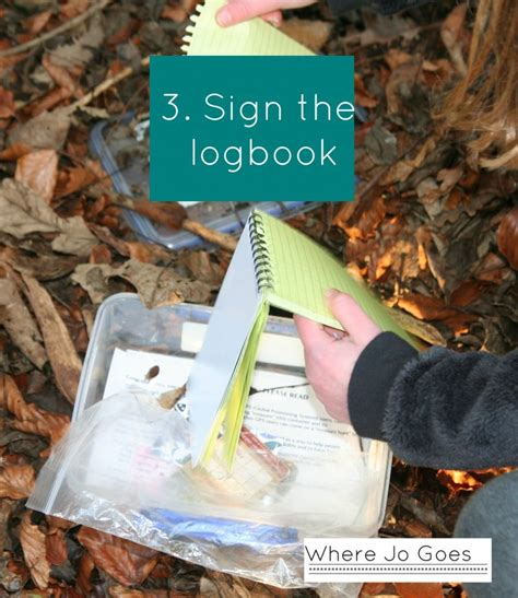 GEOCACHING: FAMILY FUN FOR FREE - Where Jo Goes