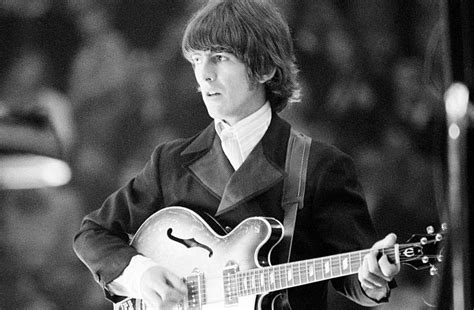 George Harrison Wrote the Beatles Song With the Most