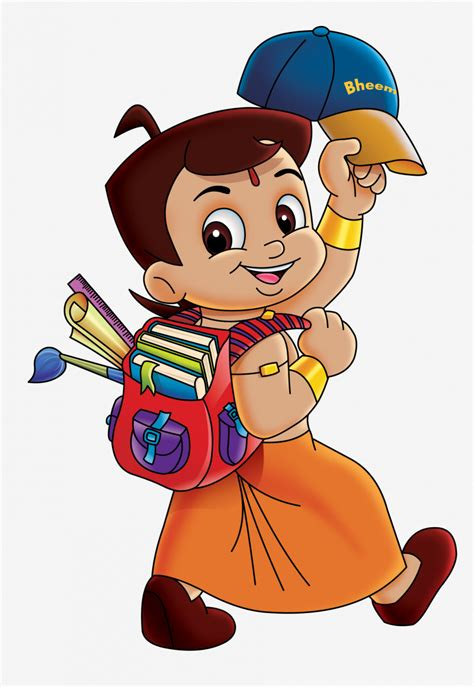 Chhota Bheem now brings personalized video messages