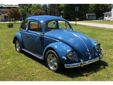 1956 Volkswagen Beetle for Sale   ClassicCars