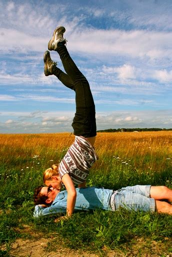 What Falling Out of Handstands Taught Me About Love