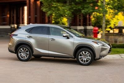 Used 2017 Lexus NX 200t F SPORT SUV Review & Ratings   Edmunds