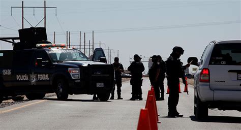 Mexico Aims Stopping Surging Crime Rate: 50,000 Troops