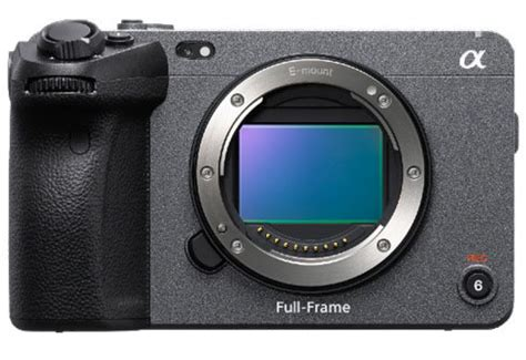 More Sony FX3 Leaked Images – Camera News at Cameraegg