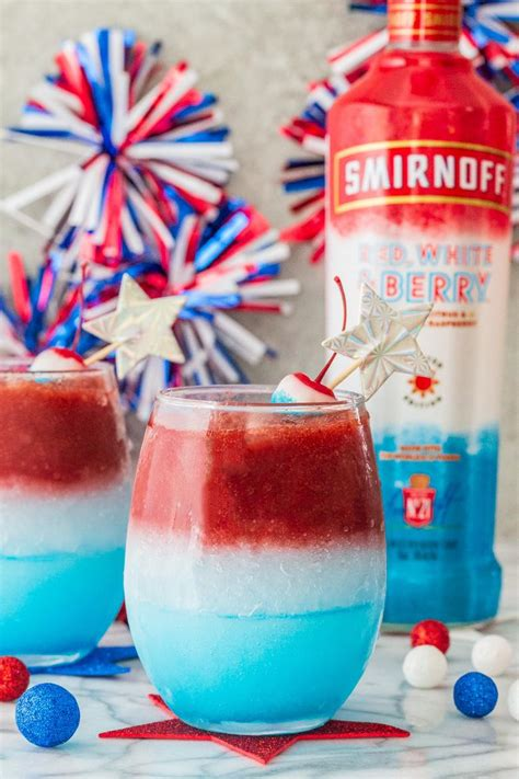 Independence Day Drinks: Frozen Cocktail Recipes For July 4