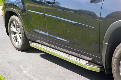 New Aftermarket Running Boards Installed - Page 5 - Toyota