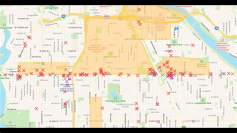 Mapping Minneapolis Minnesota Riot Damage, Opportunity
