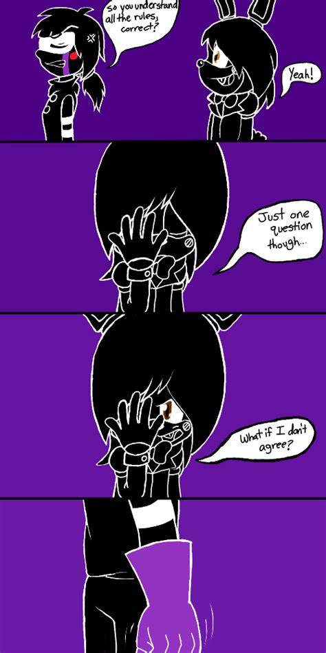 Springlock Retribution :: Page 001 by Ask-Mobian-FNaF-Crew