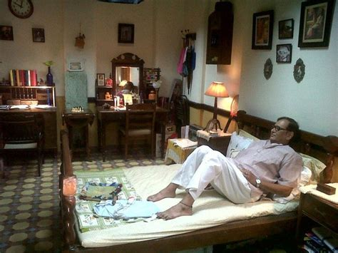 Indian, Middle class, Bedroom, Organized clutter, wood